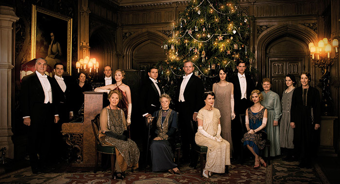 MASTERPIECE CLASSIC - Downton Abbey, Season 5 (Nick Briggs/Carnival Film & Television Limited)