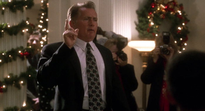 "The West Wing ""In Excelsis Deo"" (NBC)"
