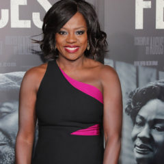 "NEW YORK, NY - DECEMBER 19:  Viola Davis attends the New York Special Screening of the Paramount Pictures title ""FENCES"" at Rose Theater, Jazz at Lincoln Center on December 19, 2016 in New York, New York.  (Photo by Neilson Barnard/Getty Images for Paramount Pictures)"