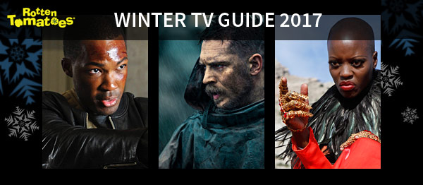 Winter TV Guide 2017