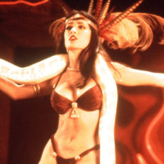 FROM DUSK TILL DAWN, Salma Hayek, 1996. © Dimension Films/ Courtesy: Everett Collection