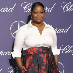 PALM SPRINGS, CA - JANUARY 02:  Actress Octavia Spencer attends the 28th Annual Palm Springs International Film Festival Film Awards Gala at the Palm Springs Convention Center on January 2, 2017 in Palm Springs, California.  (Photo by Frazer Harrison/Getty Images )