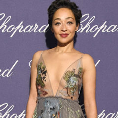 PALM SPRINGS, CA - JANUARY 02:  Actress Ruth Negga attends the 28th Annual Palm Springs International Film Festival Film Awards Gala at the Palm Springs Convention Center on January 2, 2017 in Palm Springs, California.  (Photo by Frazer Harrison/Getty Images )