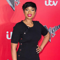 LONDON, ENGLAND - JANUARY 04:  Jennifer Hudson arrives for the press launch of  The Voice UK at Millbank Tower on January 4, 2017 in London, England.  (Photo by Jeff Spicer/Getty Images)