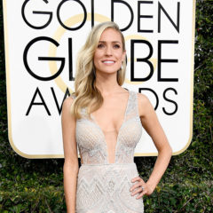 BEVERLY HILLS, CA - JANUARY 08: TV personality Kristin Cavallari attends the 74th Annual Golden Globe Awards at The Beverly Hilton Hotel on January 8, 2017 in Beverly Hills, California.  (Photo by Frazer Harrison/Getty Images)