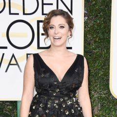 BEVERLY HILLS, CA - JANUARY 08:  Actress Rachel Bloom attends the 74th Annual Golden Globe Awards at The Beverly Hilton Hotel on January 8, 2017 in Beverly Hills, California.  (Photo by Frazer Harrison/Getty Images)