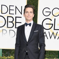 BEVERLY HILLS, CA - JANUARY 08:  Actor Matt Bomer attends the 74th Annual Golden Globe Awards at The Beverly Hilton Hotel on January 8, 2017 in Beverly Hills, California.  (Photo by Frazer Harrison/Getty Images)