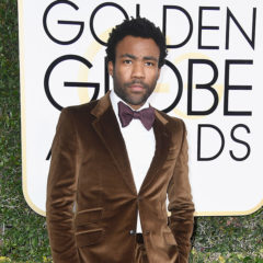 BEVERLY HILLS, CA - JANUARY 08:  Actor Donald Glover attends the 74th Annual Golden Globe Awards at The Beverly Hilton Hotel on January 8, 2017 in Beverly Hills, California.  (Photo by Frazer Harrison/Getty Images)