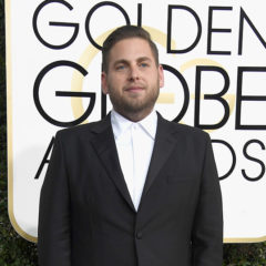 BEVERLY HILLS, CA - JANUARY 08:  Actor Jonah Hill attends the 74th Annual Golden Globe Awards at The Beverly Hilton Hotel on January 8, 2017 in Beverly Hills, California.  (Photo by Frazer Harrison/Getty Images)