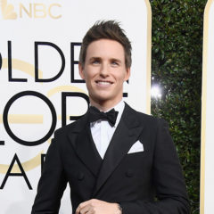 BEVERLY HILLS, CA - JANUARY 08:  Actor Eddie Redmayne attends the 74th Annual Golden Globe Awards at The Beverly Hilton Hotel on January 8, 2017 in Beverly Hills, California.  (Photo by Frazer Harrison/Getty Images)
