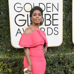 BEVERLY HILLS, CA - JANUARY 08:  Actress Angela Bassett attends the 74th Annual Golden Globe Awards at The Beverly Hilton Hotel on January 8, 2017 in Beverly Hills, California.  (Photo by Frazer Harrison/Getty Images)