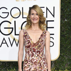 BEVERLY HILLS, CA - JANUARY 08:  Actress Laura Dern attends the 74th Annual Golden Globe Awards at The Beverly Hilton Hotel on January 8, 2017 in Beverly Hills, California.  (Photo by Frazer Harrison/Getty Images)
