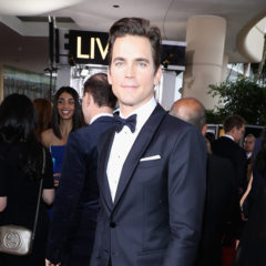BEVERLY HILLS, CA - JANUARY 08:  Actor Matt Bomer at the 74th annual Golden Globe Awards sponsored by FIJI Water at The Beverly Hilton Hotel on January 8, 2017 in Beverly Hills, California.  (Photo by Jonathan Leibson/Getty Images for FIJI Water)