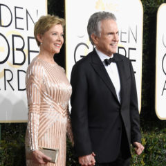 BEVERLY HILLS, CA - JANUARY 08:  Actors Annette Bening and Warren Beatty attend the 74th Annual Golden Globe Awards at The Beverly Hilton Hotel on January 8, 2017 in Beverly Hills, California.  (Photo by Frazer Harrison/Getty Images)