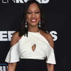 """LOS ANGELES, CA - JANUARY 05:  Actress Garcelle Beauvais attends the Premiere of Open Road Films' """"Sleepless""""  at Regal LA Live Stadium 14 on January 5, 2017 in Los Angeles, California.  (Photo by Alberto E. Rodriguez/Getty Images)"""