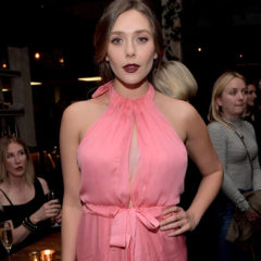 WEST HOLLYWOOD, CA - JANUARY 10: Actress Elizabeth Olsen attends Marie Claire's Image Maker Awards 2017 at Catch LA on January 10, 2017 in West Hollywood, California.  (Photo by Charley Gallay/Getty Images for Marie Claire)