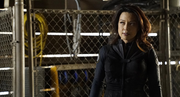 MING-NA WEN in MARVEL'S AGENTS OF S.H.I.E.L.D. (ABC/Jennifer Clasen)