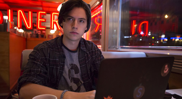 Riverdale - Cole Sprouse (Katie Yu/The CW)