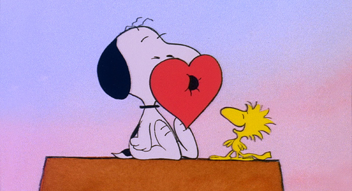 BE MY VALENTINE, CHARLIE BROWN (United Feature Syndicate Inc.)