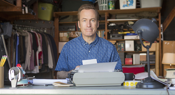 Bob Odenkirk in Girlfriend's Day (Robb Rosenfeld/Netflix)