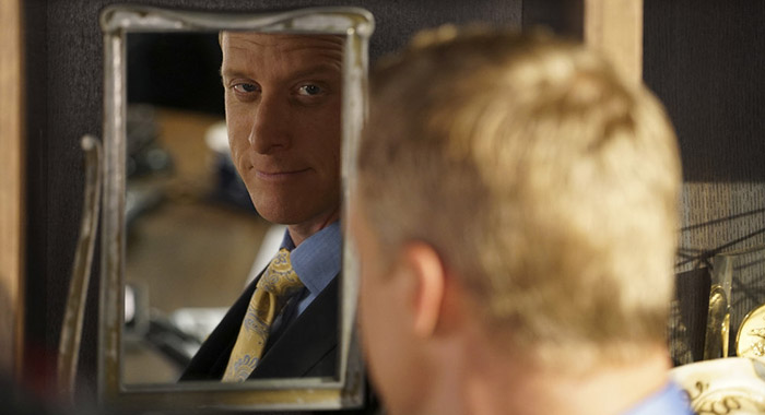Alan Tudyk in Powerless (Chris Haston/NBC)