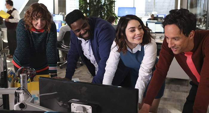 Powerless (Evans Vestal Ward/NBC)
