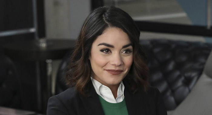 Vanessa Hudgens in Powerless (Evans Vestal Ward/NBC)