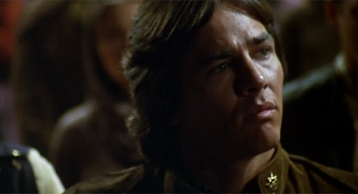 Richard Hatch in Battlestar Galactica 1978 (Universal Pictures)