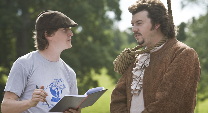 Unlikely Team Of David Gordon Green Danny Mcbride And John
