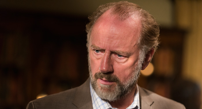Xander Berkeley in The Walking Dead 709 (Gene Page/AMC)