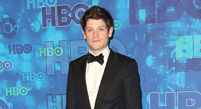 Game of Thrones actor Iwan Rheon in Los Angeles, Sept. 2016 (Frederick M. Brown/Getty Images)