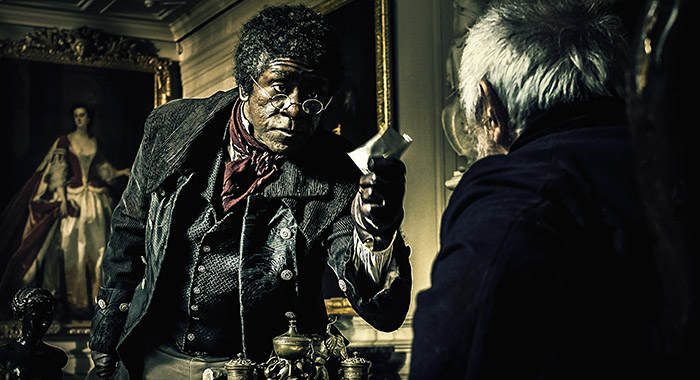 Lucien Masmati in Taboo (FX)