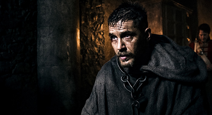 Tom Hardy in Taboo (FX)