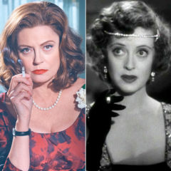 Feud: Bette and Joan - Susan Sarandon as Bette Davis (FX)