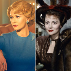 Feud: Bette and Joan - Catherine Zeta-Jones as Olivia de Havilland (FX)