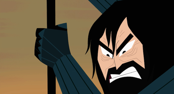 Samurai Jack season 5 on Adult Swim's Toonami Block