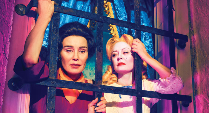 Feud: Bette and Joan stars Jessica Lange and Susan Sarandon (FX)