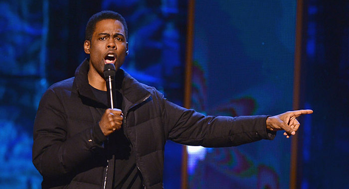Chris Rock performs in New York 2015 (Stephen Lovekin/Getty Images for Comedy Central)