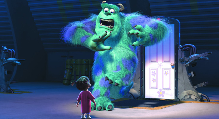 Monsters Inc. (Buena Vista)