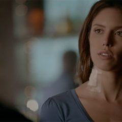 Kayla Ewell in The Vampire Diaries (The CW)