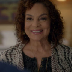 Jasmine Guy in The Vampire Diaries (The CW)