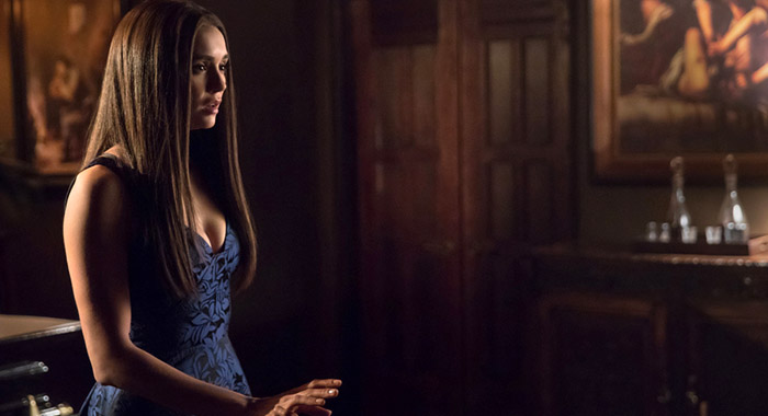 Nina Dobrev in The Vampire Diaries (Bob Mahoney/The CW)