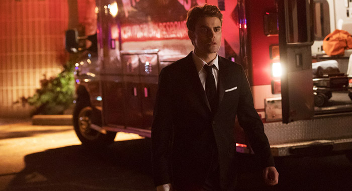 Paul Wesley in The Vampire Diaries (Bob Mahoney/The CW)