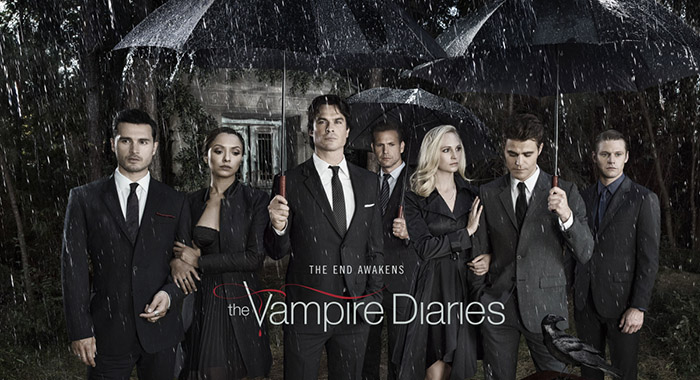 The Vampire Diaries (Jordan Nuttall/The CW)