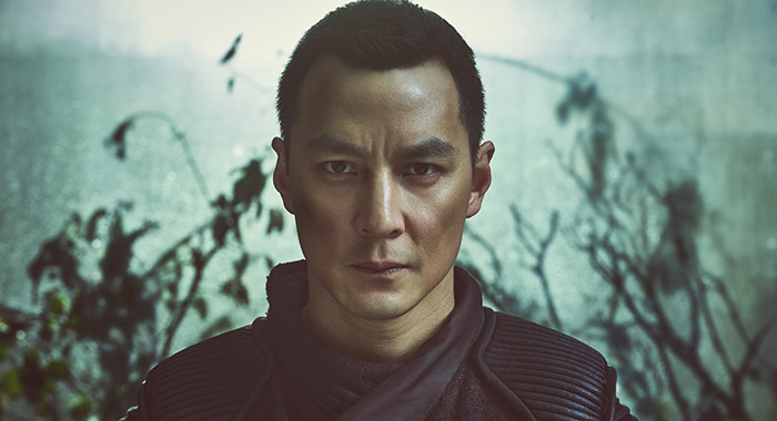 Daniel Wu in Into the Badlands (Carlos Serrao/AMC)