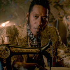 Mr. Nancy - Orlando Jones - American Gods - Starz
