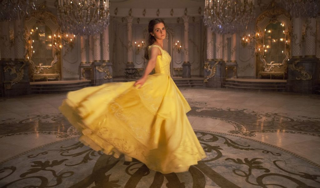 'Beauty and the Beast' enchants S. Korean box office
