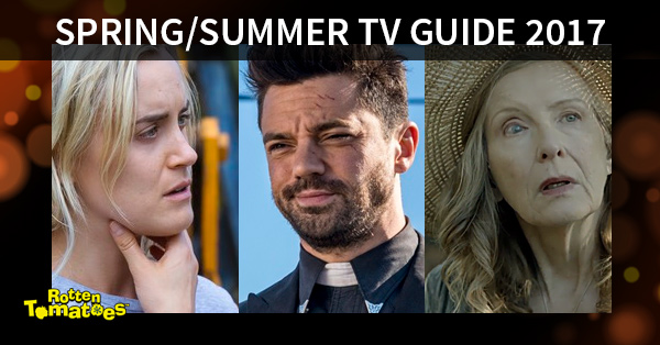 Spring/Summer TV Guide 2017