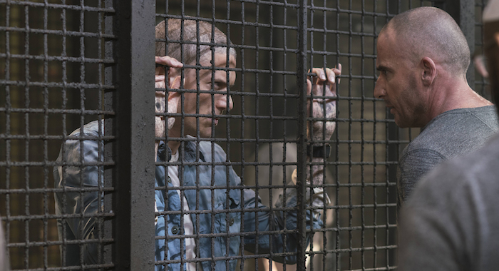 Shooting Prison Break was like riding bike: Miller