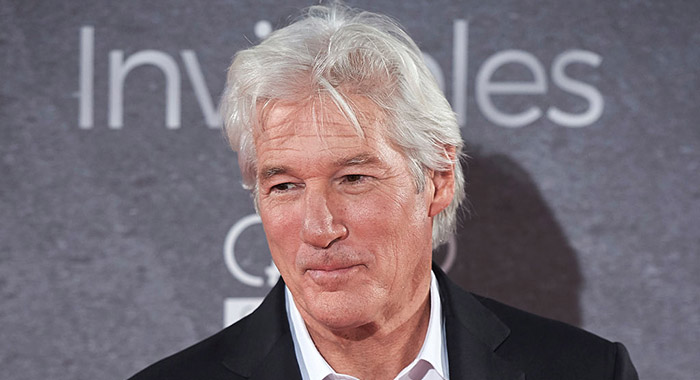 Richard Gere (Carlos Alvarez/Getty Images)